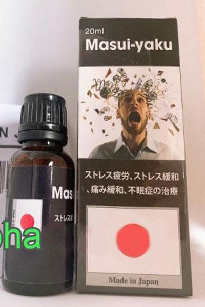 Thuốc mê Masui Yaku