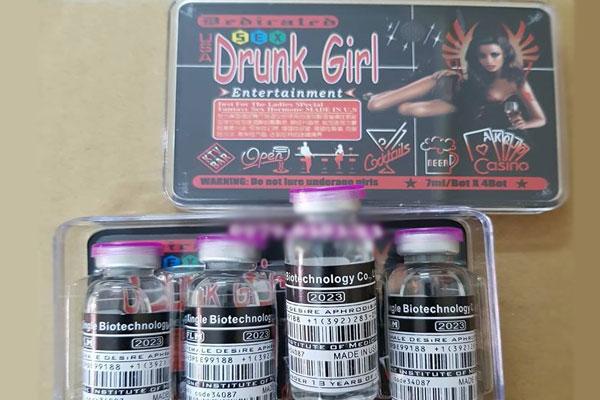 Thuốc kích dục nữ Drunk Girl đang hot hiện nay