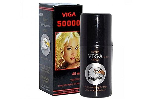 Chai xịt Viga 50000 có nguồn gốc tại Đức