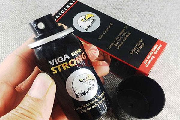 Chai xịt Viga 50000 được thiết kế nhỏ gọn dễ sử dụng