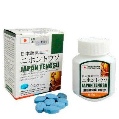 Japan Tengsu là thuốc tăng cường sinh lý nam giới có xuất xứ từ Nhật Bản