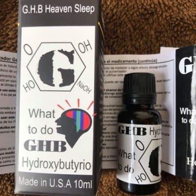 Thuốc mê GHB
