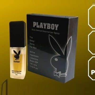Hình ảnh chai xịt Playboy VIP