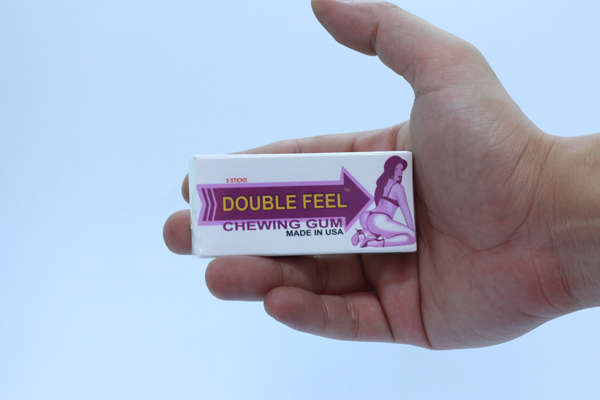 Mua kẹo singum Double Feel ở đâu
