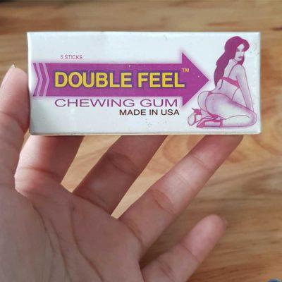 Kẹo Singum Kích Dục Double Feel