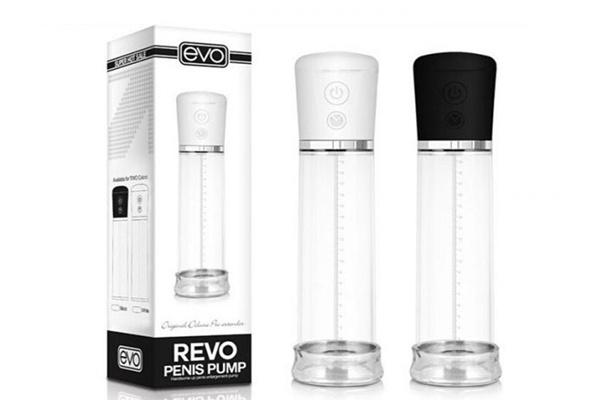 Máy tập dương vật Revo Penis Pump