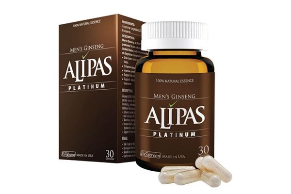 Viên uống tăng cường sinh lý Alipas