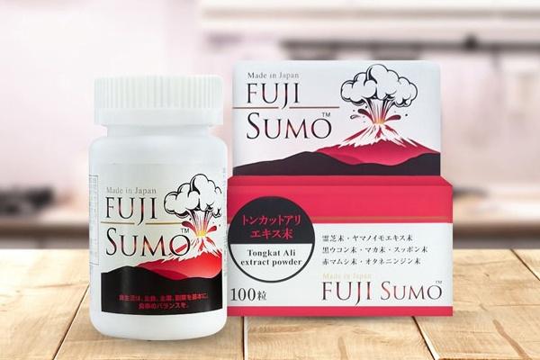 Thực phẩm chức năng tăng cường sinh lý Fuji Sumo