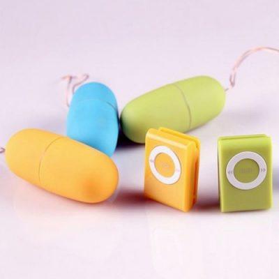 Trứng rung mini Ipod